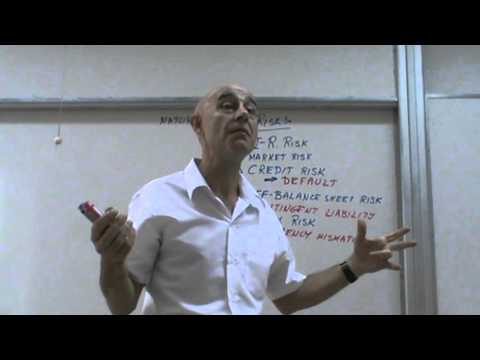 Risk Management - Lecture 01a