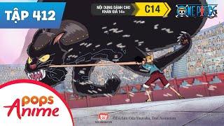 One Piece Tập 412 - Phán Quyết Tàn Nhẫn! Margaret Hóa Đá!! - Đảo Hải Tặc