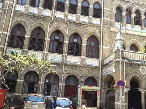Brihanmumbai Municipal Corporation Building /Brihanmumbai Mahanagarpalika....Mumbai.