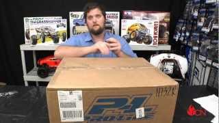 Proline 1/5 Scale Tires & Goodies Unboxing Video