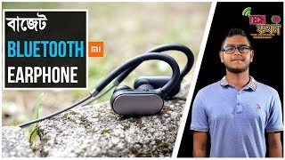 mi Bluetooth Earphone full review in Bangla !Best budget bluetooth earphone from xiaomi !