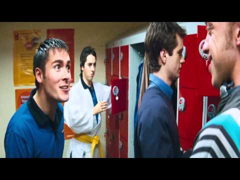 Cashback - Brians Kung-Fu funny moments