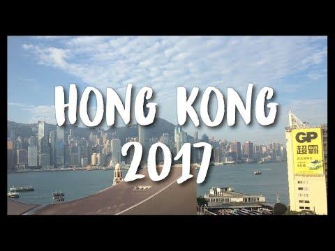 HONG KONG   CINEMATIC TRAVEL MONTAGE