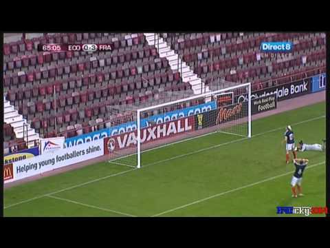 Ecosse - France (0-5) : Résumé actions et buts (Equipe de France Féminine de Football)de YouTube · Durée:  6 minutes 20 secondes