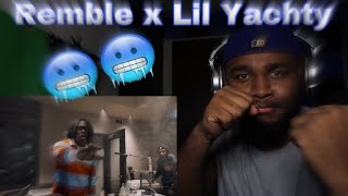 Remble - Rocc Climbing REACTION (feat. Lil Yachty) [Official Music Video]