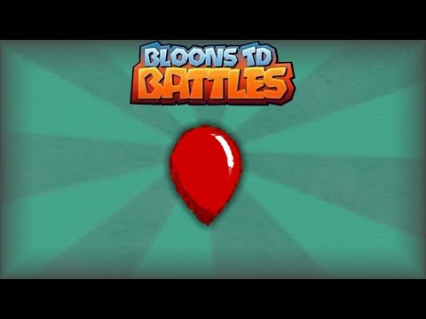 BTD Battles: Facing a Hacker... With only Dart Monkeys...