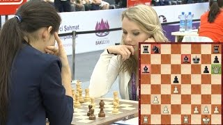 Топ 5 красоток шахматной олимпиады! Шахматная олимпиада 2016 - 1 тур