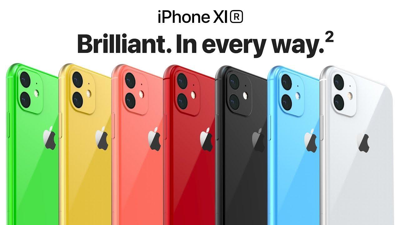 Hasil gambar untuk iphone 11 color