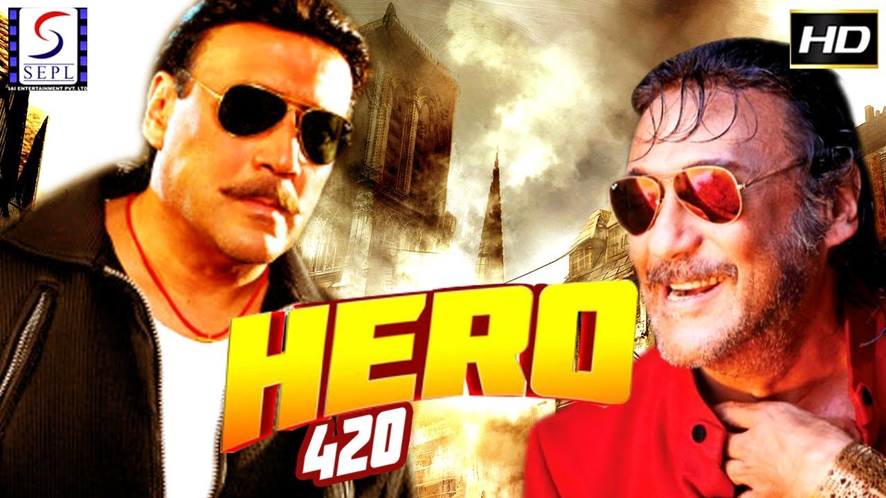 Hero 420 Latest Bollywood Hindi Movies 2018 Full Movie Hd L Jackie