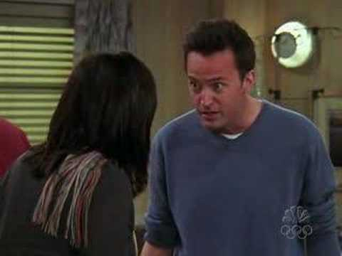 friends when did monica and chandler start dating