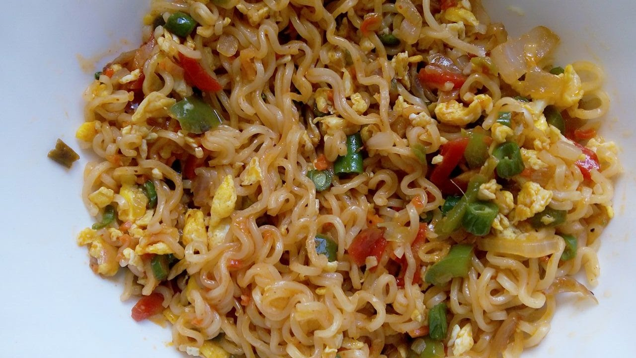 Yippee Noodles Egg Wala With Lots of Veggies , Kids ...