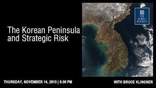 The Korean Peninsula and Strategic Risk with Bruce Klingner
