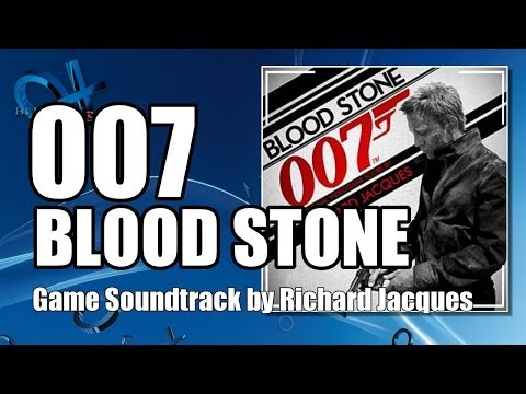 007 Blood Stone (Soundtrack) - Richard Jacques