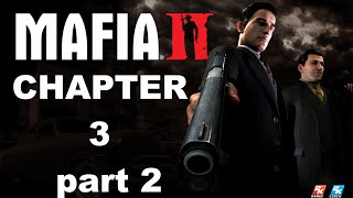 Mafia 2 PC Playthrough 1080p 60fps [ENB] [SweetFX] Chapter 3 part 2
