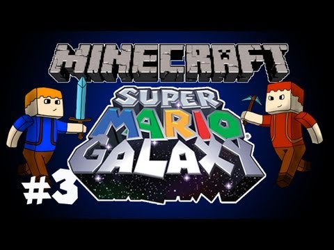 Minecraft - Super Mario Galaxy Ep. 3: Tree Of Wonders