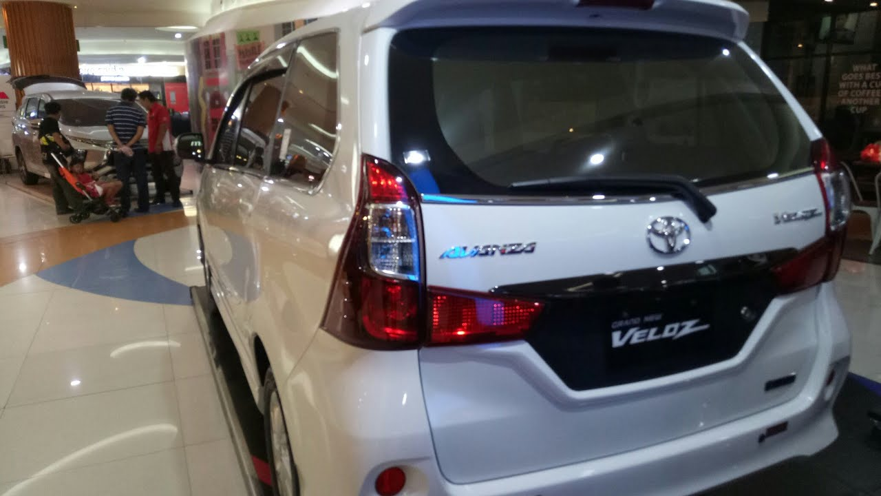 Grand New Avanza Veloz Matic Agya G A/t Trd In Depth Toyota 1 3 A T Indonesia Youtube