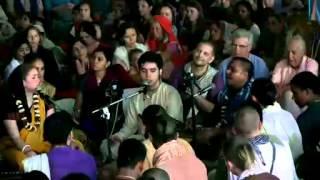 Mayapur Kirtan Mela 2015 Day 5 Kirtan Premi das - Feb 20th 2015