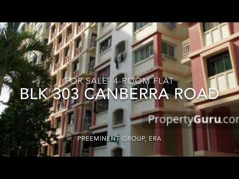 Sale - Blk 303 Canberra Residence