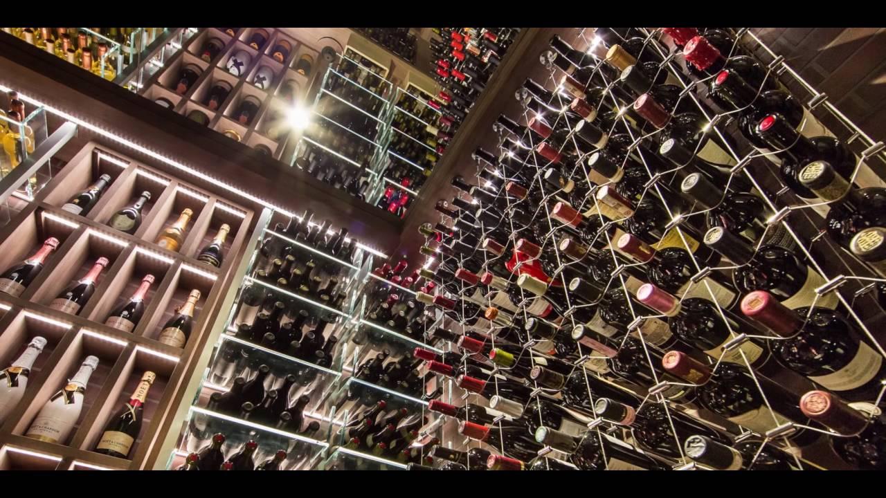 Wine Cellar Pictures Wine Cellar Design By Papro Consulting Modern Condominium