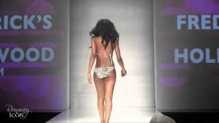 Frederick's of Hollywood Swim Wear Project Ethos Carpe Diem 2011 LA Fashion Week