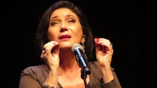 Zizi Possi - Per Amore - Sesc Vila Mariana - 29/07/2016 (HD - By Alan)