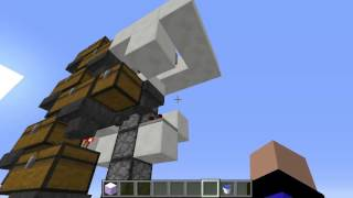 AFK Obsidian Farm Vanilla Minecraft No String or infinite lava