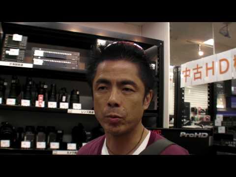 うじきつよしさんにAG-HMC155をお買い上げいただきました! http://www.system5.jp/products/detail7521.html.