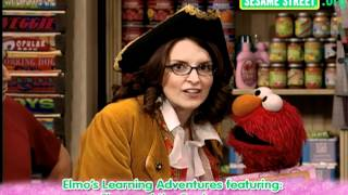 Sesame Street: Preview: Elmo