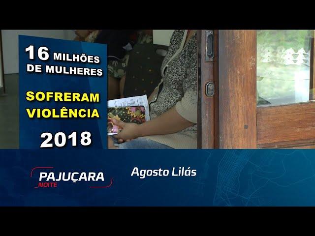 Agosto Lilás alerta para os casos de violência doméstica contra mulheres em AL