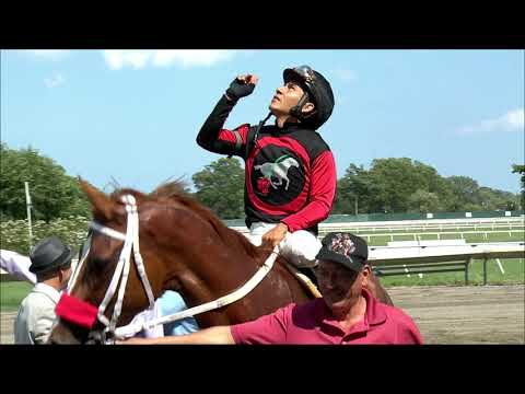 video thumbnail for MONMOUTH PARK 8-9-19 RACE 5