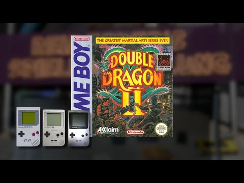 Gameplay : Double Dragon 2 [Gameboy]