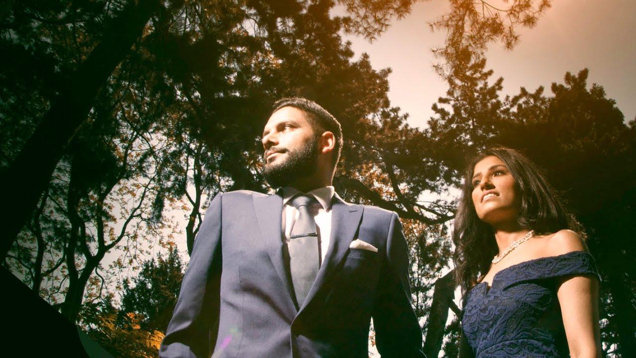 Saresh & Sabreena