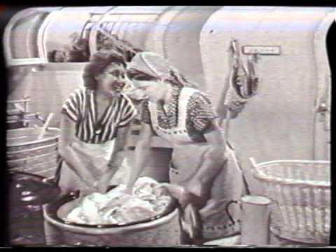 50er Jahre Werbung