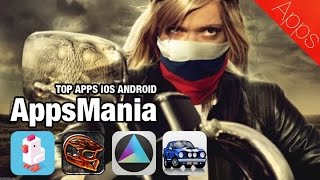 AppsMania: Crossy Road, Rock(s) Rider, Faded, Checkpoint Champion #iOS