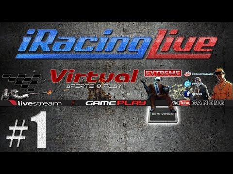 LIVE - Iracing - Daytona - Pickup Cup / Charlotte - Dallara / Lanier -Street Stock