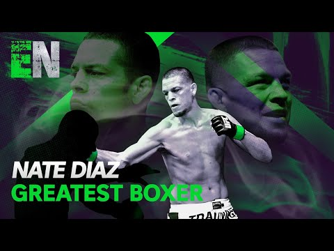 UFC P4P King Nate Diaz Shares What Reff Told Conor McGregor Who Was Crying in FIGHT - EsNews Boxing