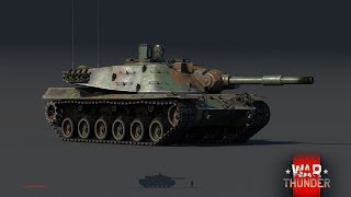 War Thunder KPZ 70 РБ