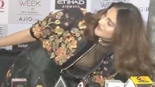 Download Mp3 Vaani Kapoor Opps Moments At Fashion Show