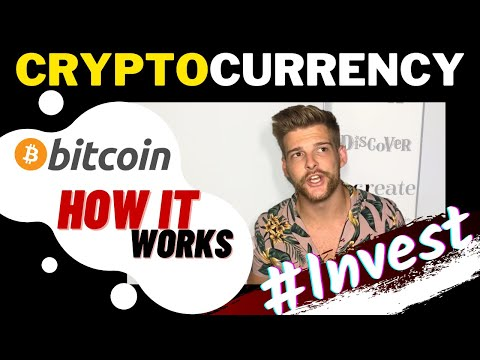 How Does Cryptocurrency Work? #Bitcoin