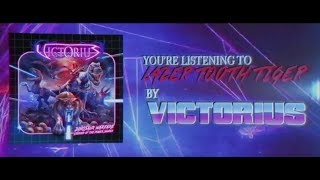 VICTORIUS - Lazer Tooth Tiger (Lyric Video)