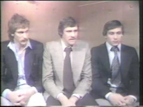 Big Match - May 1979. Post Match interviews (following Orient v Palace)