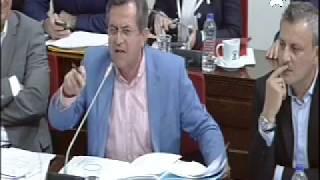 Ο Νίκος Νικολόπουλος στην εξεταστική επιτροπή για την υγεία