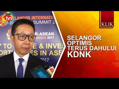 Selangor optimis terus dahului KDNK