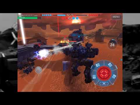 War Robots - Rocking a Silver Hangar Again! :)