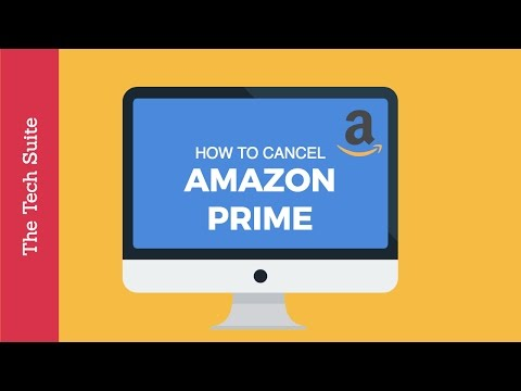 How To Cancel Amazon Prime Membership Free Trial