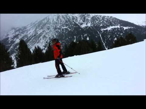 Andorra ski resort 2012