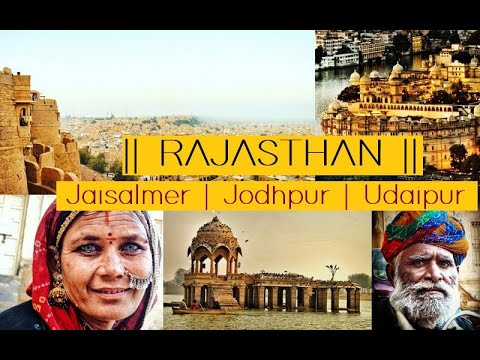 Jaisalmer, Jodhpur and Udaipur complete travel guide | 7 days itinerary in less than 20,000 Rs