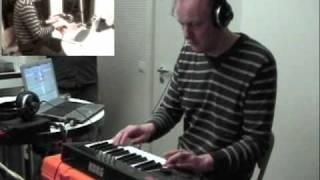 Bernhard Wöstheinrich Live-Improvisation Teil 1