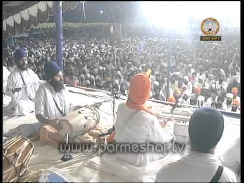 [ਖਾਲਸੇ ਦਾ ਹੋਲਾ-Khalse Da Hola] (Dharna) Sant Baba Ranjit Singh Ji Dhadrian Wale