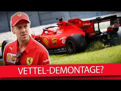 Demontiert Vettel sein F1-Vermächtnis? - Formel 1 2019 (Talk)